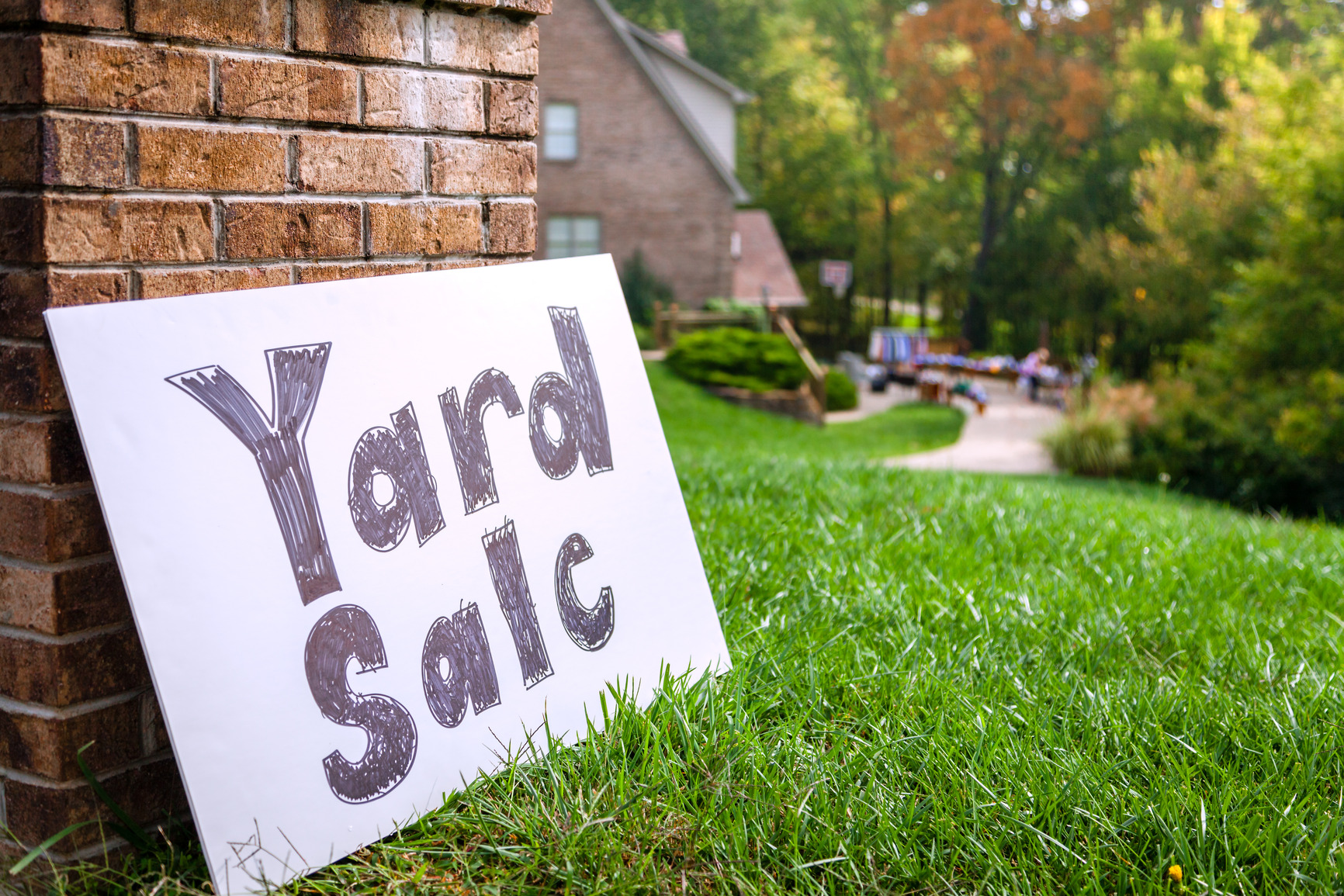 The Ultimate Yard Sale Kit