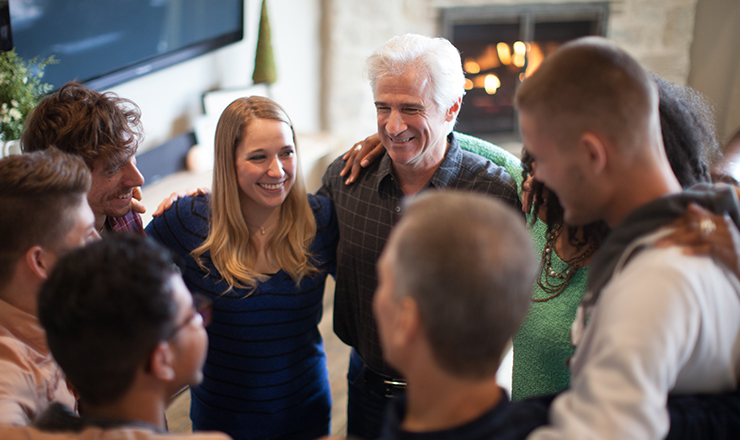 Using Small Groups to Build a Unified Church Family