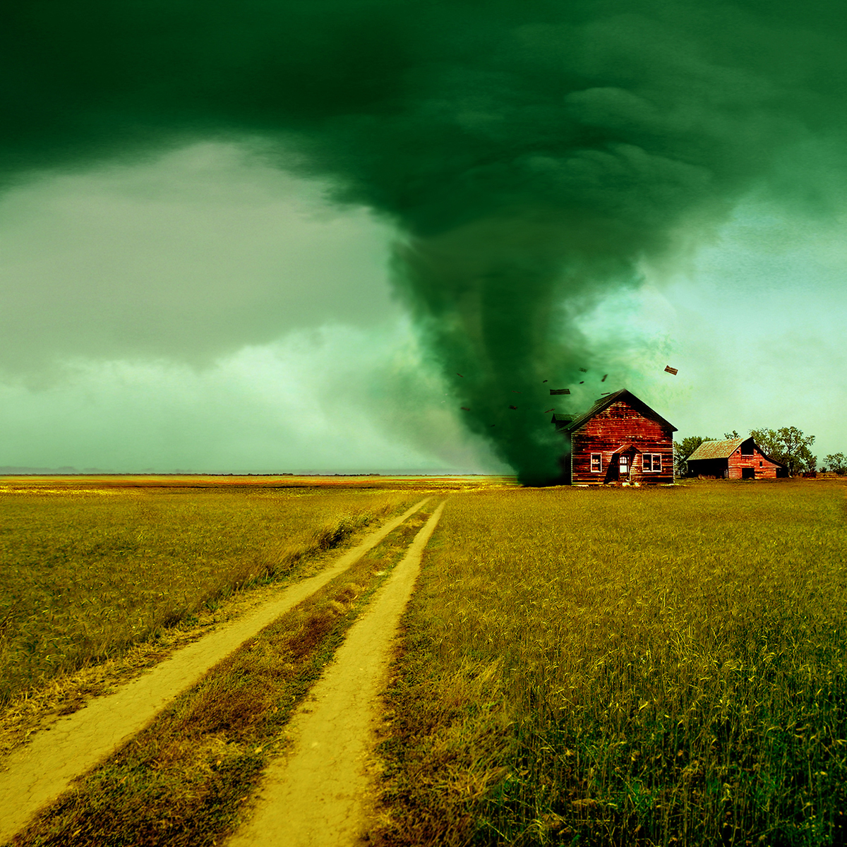 Spring Means Start of Tornado Season