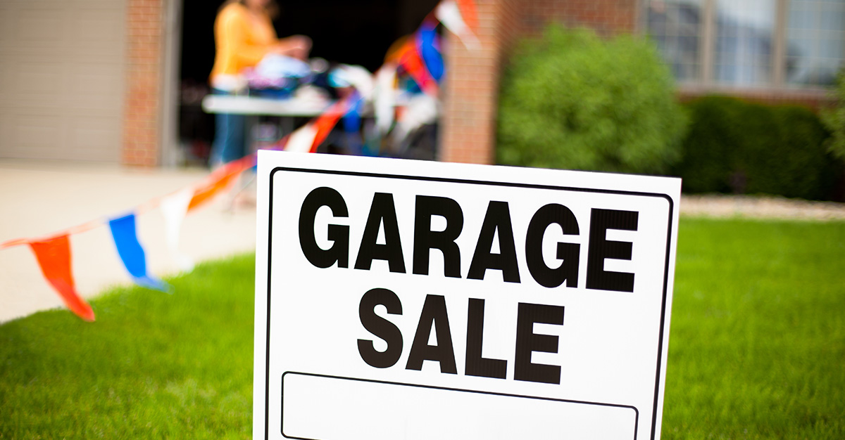 Communicate Your Garage/Yard Sale Details Using CallingPost