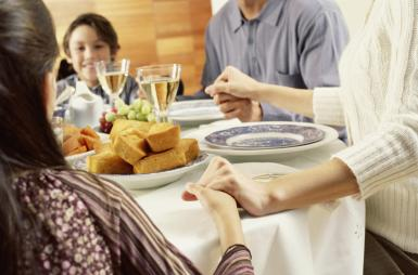 10 Great Thanksgiving Prayers